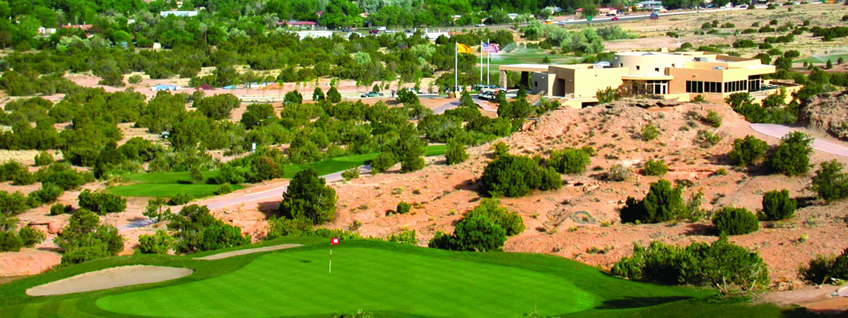 Towa Golf Club at Buffalo Thunder Resort & Casino