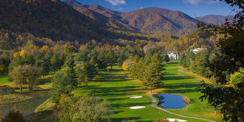 Blue Ridge Parkway Golf Trail
