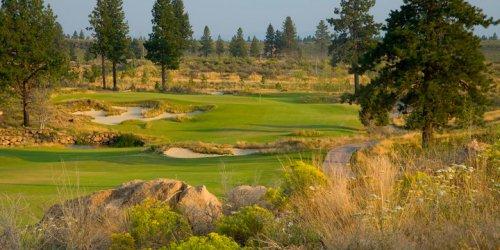 Central Oregon Golf Trail