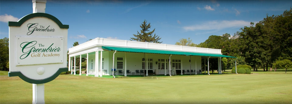 The Greenbrier - The Greenbrier golf lessons
