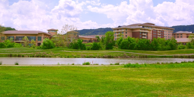 Featured Golf Property: Kingsport, Tennessee Golf Resort