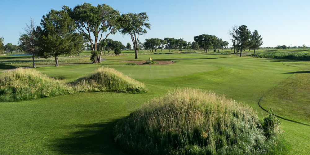 Rockwind Community Links in Hobbs, New Mexico an Award-Winning Public Course