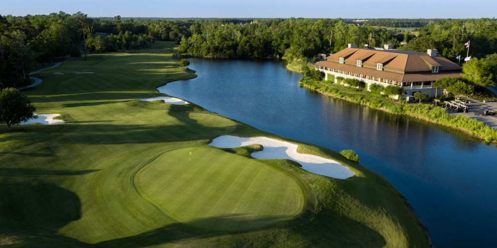 Barefoot Resort & Golf Boasts Four Legendary Courses