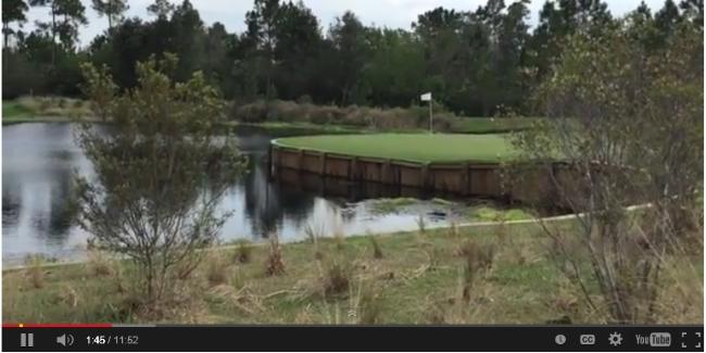Road Trip And Golf Video In Biloxi