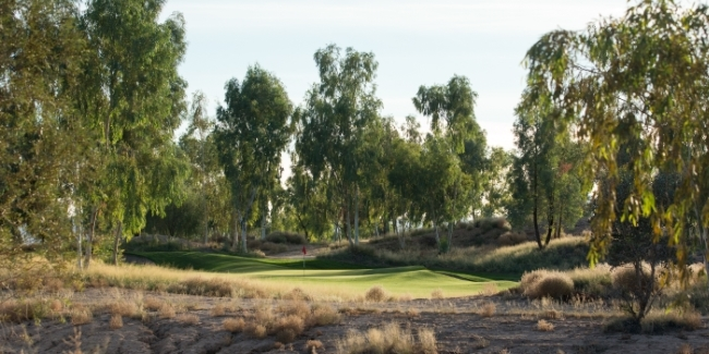 The Recently Renovated Southern Dunes