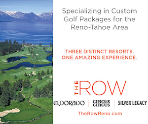 The Row - Reno/Tahoe Casino Golf Packager