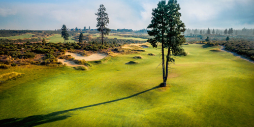 Central Oregon Golf Trips