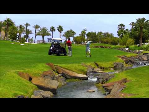 Golf The Las Vegas Strip - Bali Hai Golf Club And Royal Links Golf Club