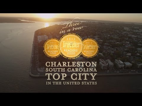 Charleston - Voted #1 U.s. City