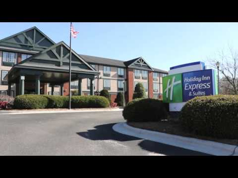 Holiday Inn Express & Suites - River Landing