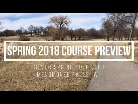Spring 2018 Course Preview | Silver Spring Golf Club