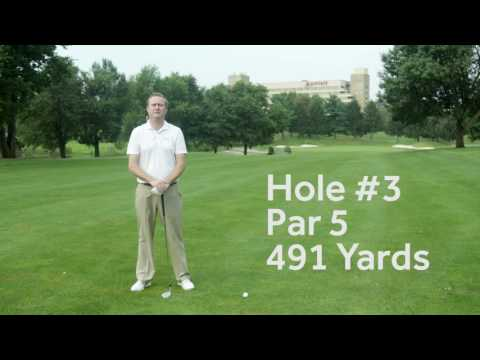 Griffin Gate Golf Tee Time Tips Hole 9